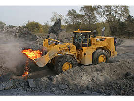 CATERPILLAR 988K STEEL MILL ARRANGEMENT WHEEL LOADER - picture0' - Click to enlarge
