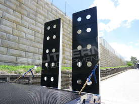 Interstate Trailers ELITE Tandem Axle Tag Trailer Custom Blue ATTTAG - picture8' - Click to enlarge