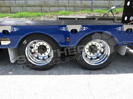 Interstate Trailers ELITE Tandem Axle Tag Trailer Custom Blue ATTTAG - picture19' - Click to enlarge