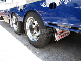 Interstate Trailers ELITE Tandem Axle Tag Trailer Custom Blue ATTTAG - picture20' - Click to enlarge