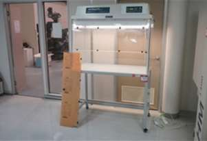 Laminar Flow PCR Workstation