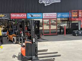 BT SWE120S 1.2T ELECTRIC WALK BEHIND FORKLIFT  - picture0' - Click to enlarge