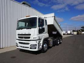 2015 Mitsubishi Fuso FV500 (6x4) Automatic Hardox Tipper - picture0' - Click to enlarge