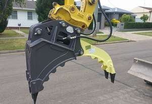 Bucket Grapple to suit 5 Tonne Excavator - IN STOCK