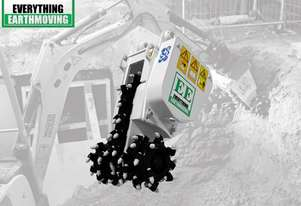 EE-DC2 Rock Grinder to suit excavators 2 to 4 tonnes