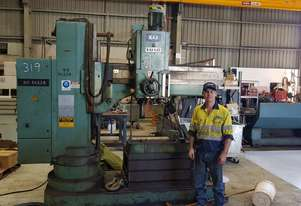 Mas Used Radial Arm Drill