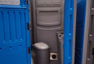 Portable Loo Toilets Luxury Event Portable Loos waste Tank Foot Pump $1450+GST