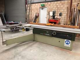 SCM Panel Saw w/ Dust Extractor - Great Condition - picture0' - Click to enlarge