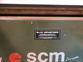 SCM Panel Saw w/ Dust Extractor - Great Condition - picture1' - Click to enlarge