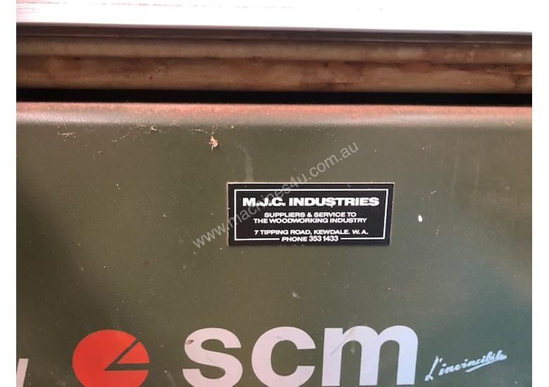 SCM Panel Saw w/ Dust Extractor - Great Condition