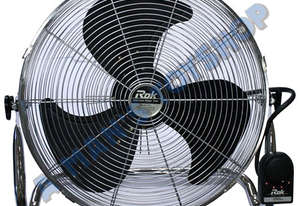 FAN FLOOR 3 SPEED 450MM  240 VOLT INDUSTRIAL