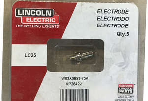 Lincoln Electric Electrode for LC-25 Plasma Torch KP2842-1