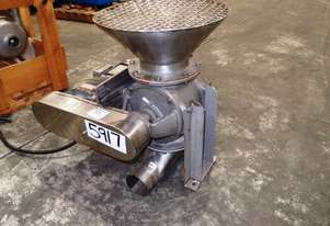 Rotary Valve (Drop Through), IN/OUT: 150mm Dia