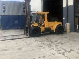 Hyster Model H250H container forklift - picture1' - Click to enlarge