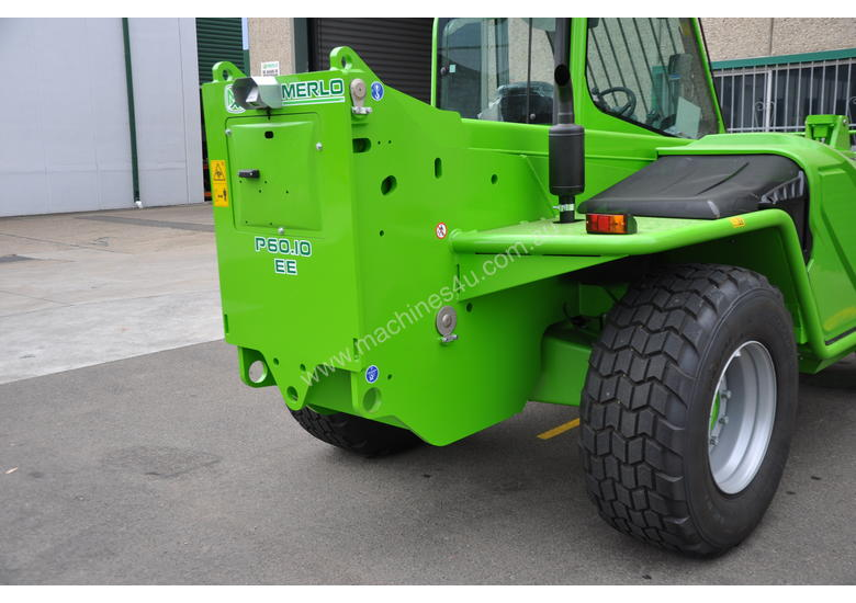 Low Cost for High Capacity try this New 6 tonne Merlo P60.10 Telehandler