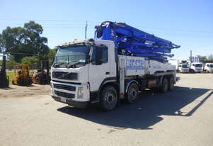 2006 Volvo FM2 Concrete Placement Boom Truck