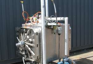 Double Sided Autoclave Steam Retort Cooker - Atherton
