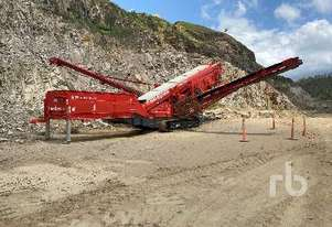 TEREX FINLAY 694+ SUPERTRAK Screening Plant