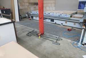 Vaculex Vacuum Lifter with Bomac Gantry SWL 125 KGs