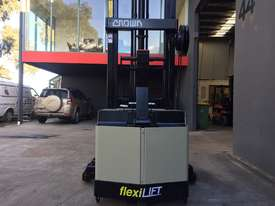 Crown 30WRTL150 Heavy Duty Walkie Reach Forklift  Fully Refurbished & Repainted - picture0' - Click to enlarge