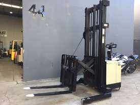 Crown 30WRTL150 Heavy Duty Walkie Reach Forklift  Fully Refurbished & Repainted - picture1' - Click to enlarge