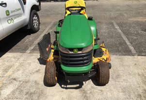 John Deere X320 Standard Ride On Lawn Equipment