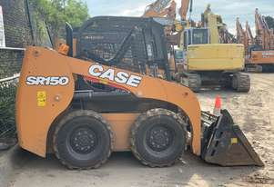 2019 CASE SR150 SKID STEER LOADER