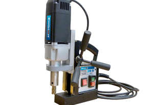 LOI ALFRA EMB 35 Magnetic Base Drill. 35mm Drilling Capacity. Made in Germany.