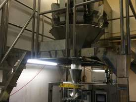 Complete Vertical Form Fill Seal Packaging Line - picture2' - Click to enlarge