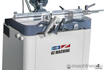 VEGA - II MC Manual Cutting Machine Ø 400 mm