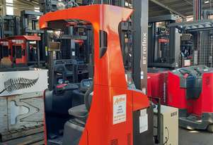 Toyota BT High Reach Truck 1.8 Ton 48v Electric 2011 model 8.5m Mast Single Deep EOFY Special