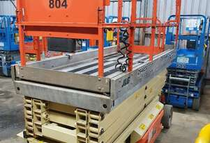26ft 8m electric scissor lift JLG