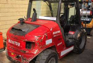 Manitou MH 25-4 - 2.5T 4WD Buggie Forklift