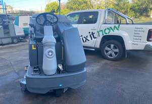 FOR SALE FULLY RECONDITIONED NILFISK SC6500 1100D RIDE ON SCRUBBER