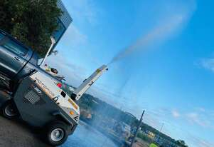 MOTOFOG MF60D 55m Dual Jet Diesel Powered Dust Suppression System