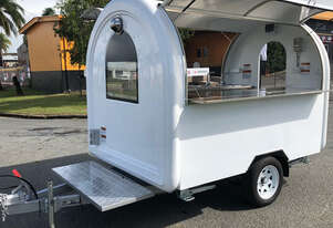 Coffee Trailer King Large Standard Package
