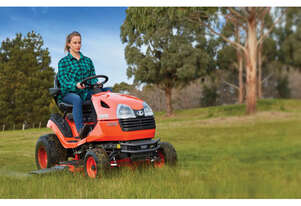 KUBOTA T SERIES RIDE ON MOWERS