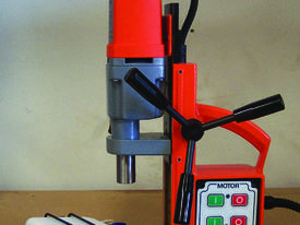 ALFRA EM 50 Magnetic Base Drill. 50mm Drilling Capacity. Made in Germany. - picture4' - Click to enlarge
