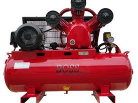 BOSS 35CFM/ 7.5HP AIR COMPRESSOR (160L TANK)  - picture0' - Click to enlarge