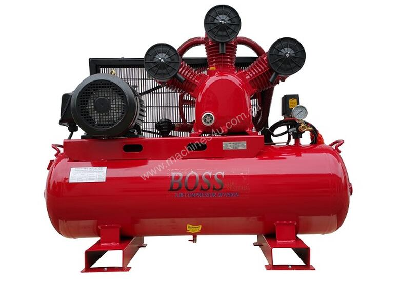BOSS 35CFM/ 7.5HP AIR COMPRESSOR (160L TANK)