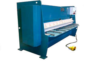 EPIC 3070 x 6.5mm Over Driven Bar Clamp Hydraulic Guillotine