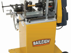 BAILEIGH 3\Motorized Pipe & Tube Notcher - 240Volt - picture0' - Click to enlarge