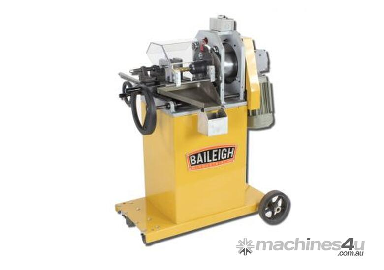 BAILEIGH 3\Motorized Pipe & Tube Notcher - 240Volt