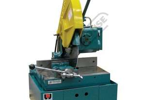 S350D Cold Saw 135 x 90mm Rectangle Capacity Ø350mm Blade, Dual Speed 42 / 85rpm