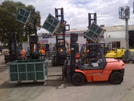FORKLIFT TCM TOYOTA CROWN FD70Z8 HIRE OR BUY - picture13' - Click to enlarge