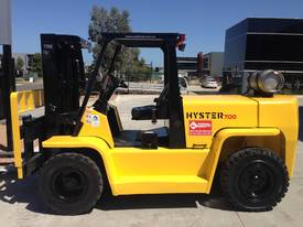 Hyster 7ton Container entry  - picture2' - Click to enlarge