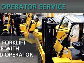 Hyster 7ton Container entry  - picture5' - Click to enlarge