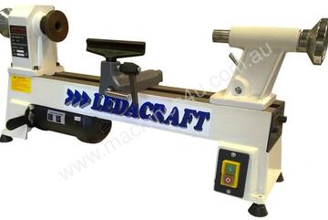LEDACRAFT MC-1018 MINI WOOD LATHE