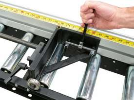 RCS-290 Roller Conveyor Length Stop 3000mm Suits RC-290 Conveyor - picture9' - Click to enlarge