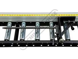 RCS-290 Roller Conveyor Length Stop 3000mm Suits RC-290 Conveyor - picture17' - Click to enlarge